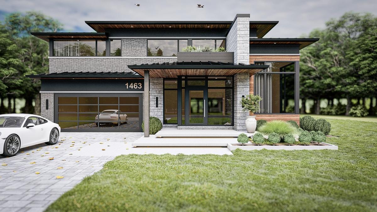 1463 Haig Boulevard Custom Home Builder